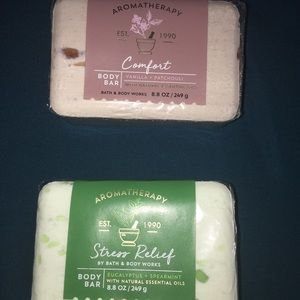 Aromatherapy comfort bar soap!